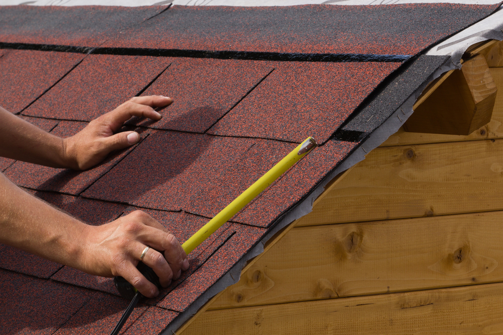 the right shingles for your new roof